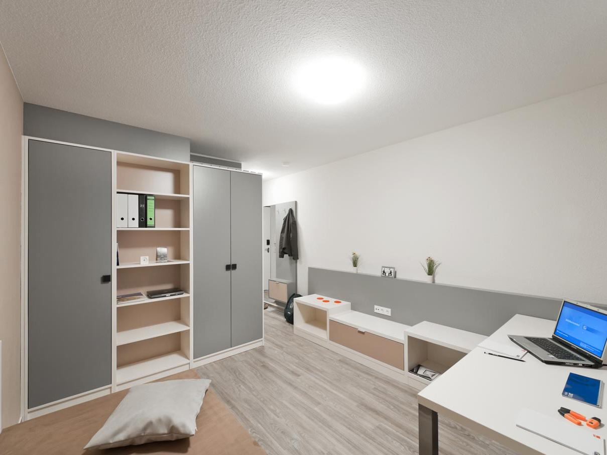 SMARTments student Apartment