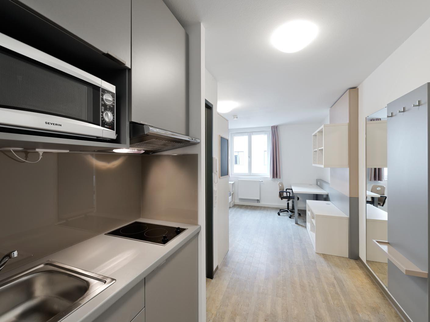 SMARTments student Apartment Frankfurt